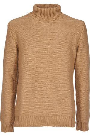 THE GIGI Men Sweaters - MEN'S JEFFRYL857200 BEIGE WOOL SWEATER