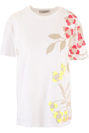 VALENTINO Women T-shirts - WOMEN'S TB0MG06W5J60BO COTTON T-SHIRT