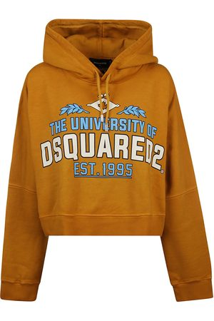 Dsquared2 WOMEN'S S75GU0316S25030166 COTTON SWEATSHIRT