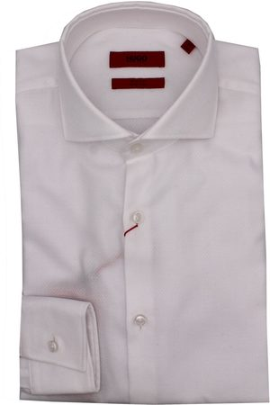HUGO BOSS MEN'S KASON1021258501199 COTTON SHIRT