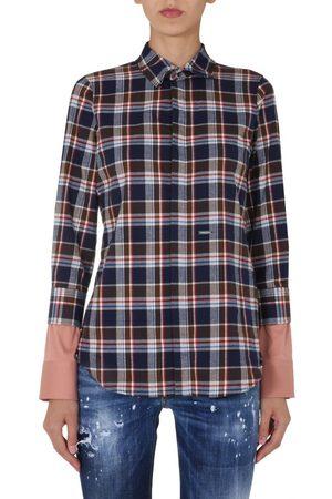 Dsquared2 Women Shirts - WOMEN'S S72DL0665S53169001F COTTON SHIRT