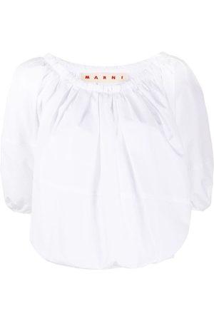 Marni Women Blouses - WOMEN'S CAMA0314A0TCY6700W01 COTTON BLOUSE