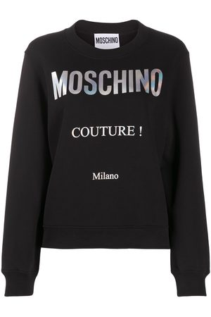 Moschino WOMEN'S J170455271555 COTTON SWEATSHIRT