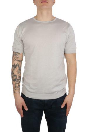JOHN SMEDLEY Men T-shirts - MEN'S BELDENCLOUD COTTON T-SHIRT