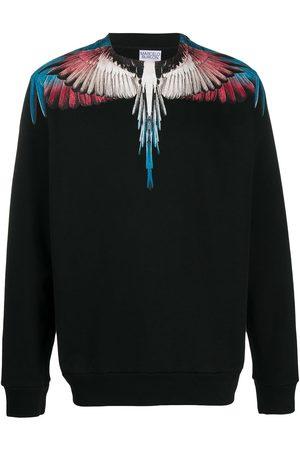 MARCELO BURLON Men Sweatshirts - MEN'S CMBA009F20FLE0011028 COTTON SWEATSHIRT