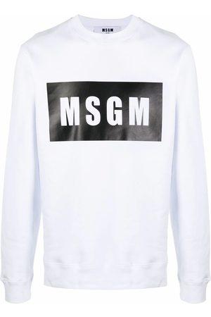 Msgm MEN'S 2940MM6820759901 COTTON SWEATSHIRT
