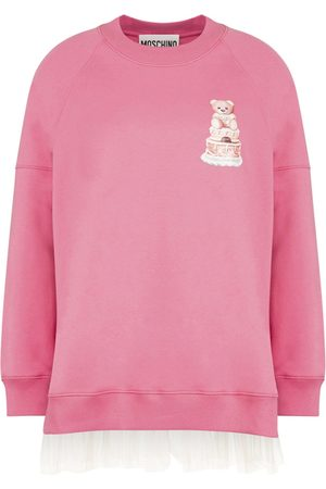 Moschino WOMEN'S V171054273207 SWEATSHIRT