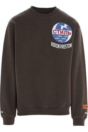 Heron Preston MEN'S HMBA014F20JER0016001 SWEATSHIRT