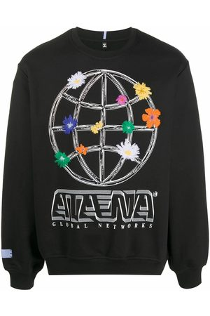 McQ Men Sweatshirts - MCQ BY ALEXANDER MCQUEEN MEN'S 624832RPJ471000 COTTON SWEATSHIRT