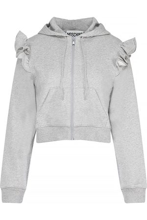 Moschino WOMEN'S A170454271485 GREY SWEATSHIRT