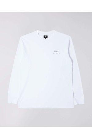 Edwin L/S Logo Chest T-Shirt