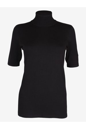 Conrad C Short Sleeve Roll Neck