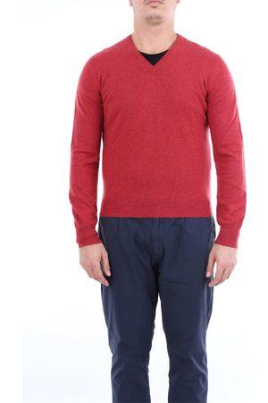 BARBA Beard v-neck sweater with long sleeves