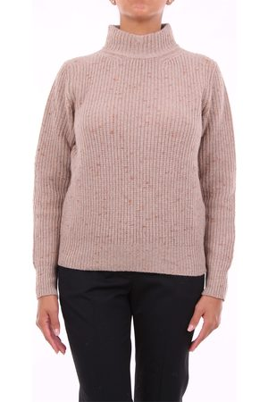 PESERICO SIGN Knitwear High Neck Women Sand