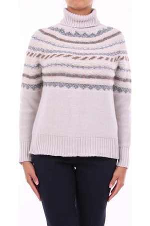 Cappellini Knitwear High Neck Women fantasy