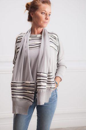 CREA Pattern Yolk Knit