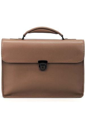 Zanellato MEN'S 3609334 LEATHER BRIEFCASE