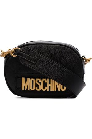 Moschino WOMEN'S A744780030555 LEATHER SHOULDER BAG