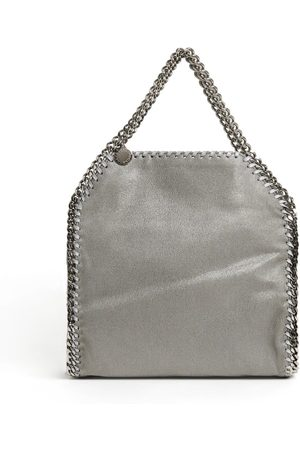 Stella McCartney WOMEN'S 371223W91321220 GREY POLYESTER SHOULDER BAG