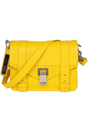 Proenza Schouler WOMEN'S H00338L001E6034 LEATHER SHOULDER BAG