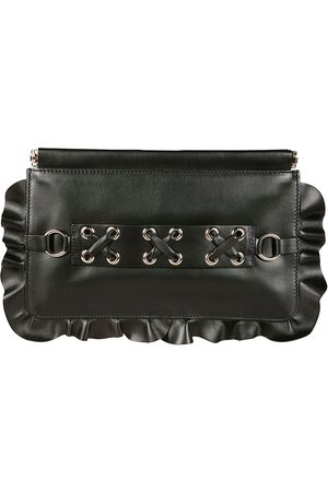 RED Valentino WOMEN'S QQ2B0A78EAV0NO LEATHER POUCH