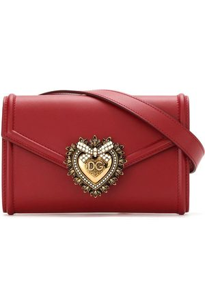 Dolce & Gabbana DOLCE E GABBANA WOMEN'S BB6706AV89387124 LEATHER BELT BAG