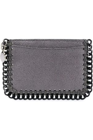 Stella McCartney WOMEN'S 371371W81803250 FAUX LEATHER CARD HOLDER