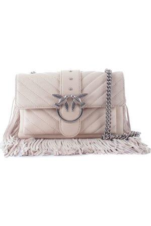 Pinko WOMEN'S 1P21PMY675I09 LEATHER SHOULDER BAG