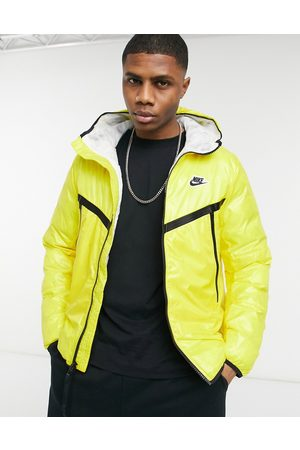 Nike Eco-Down Repel Windrunner synthetic-fill puffer jacket in