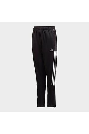 adidas Boys Pants - Boys' Core 18 Training Pants in / Size Small 100% Polyester/Knit