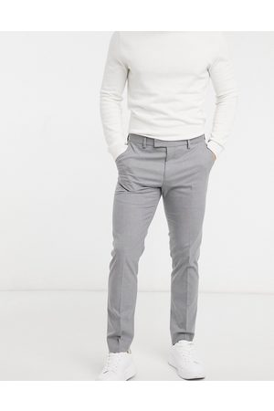 River Island Chinos - Skinny pants in -Grey