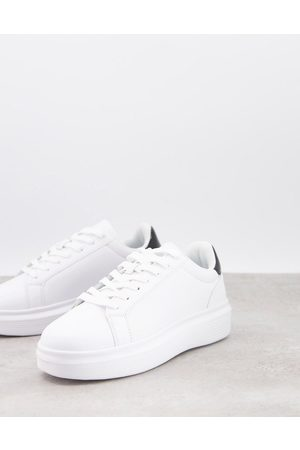 Truffle Collection Minimal chunky sneakers in