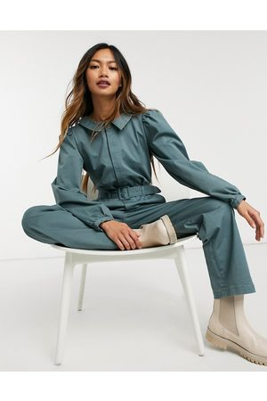 & OTHER STORIES & organic cotton jumpsuit in