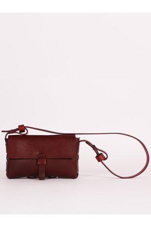 Kate Sheridan Cube Bag in Plum
