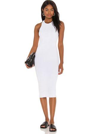 Bond Eye X BOUND Demi Dress in White.
