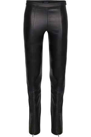 LaMarque Women's Londa Leather Pants - - Size 8