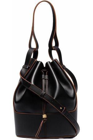 Loewe WOMEN'S 32675AC301100 LEATHER SHOULDER BAG