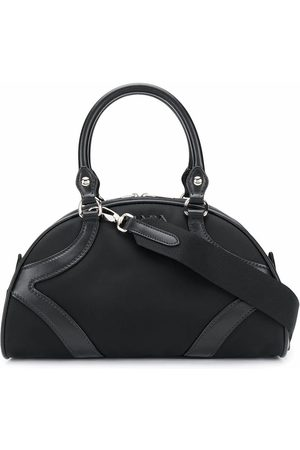 Prada WOMEN'S 1BB0702EUWF0002 LEATHER HANDBAG