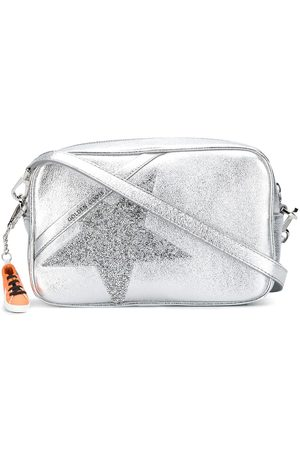 Golden Goose WOMEN'S GWA00101A00010270130 LEATHER SHOULDER BAG