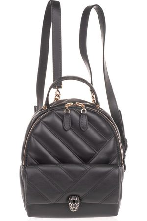 Bvlgari WOMEN'S 288735 LEATHER BACKPACK