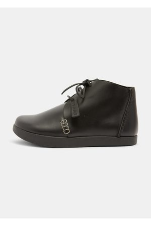 Yogi Footwear Yogi x YMC Archer Leather Boot - Black
