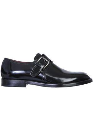 Dolce & Gabbana DOLCE E GABBANA MEN'S A10644A120380999 LEATHER MONK STRAP SHOES