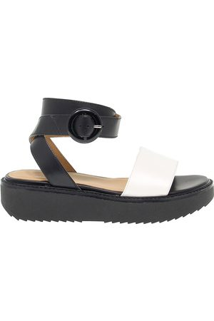 Janet Sport WOMEN'S JSPO43903 LEATHER SANDALS