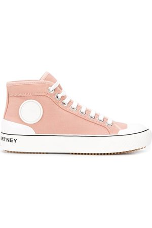 Stella McCartney WOMEN'S 800030N00466802 COTTON HI TOP SNEAKERS