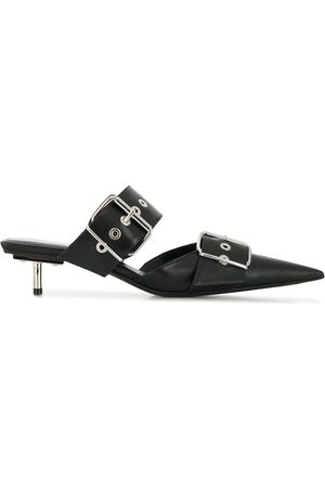 Balenciaga WOMEN'S 565428WAZN01000 LEATHER HEELS