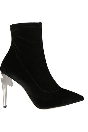Giuseppe Zanotti Women Ankle Boots - WOMEN'S I870011004 POLYAMIDE ANKLE BOOTS