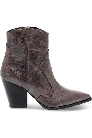 Janet&Janet WOMEN'S JANET44511 LEATHER ANKLE BOOTS