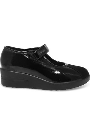 Ruco Line RUCO LINE WOMEN'S RUCO233AVN PATENT LEATHER FLATS