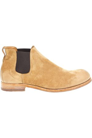 Moma MEN'S 12803 SUEDE ANKLE BOOTS