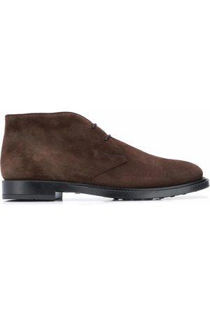 Tod's Men Ankle Boots - MEN'S XXM62C0DH60RE0S800 SUEDE ANKLE BOOTS